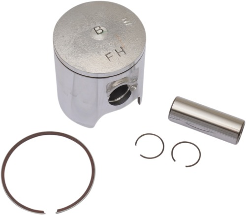 Piston Kit Standard Bore 46.94mm Fits 1999 Honda CR80RB Expert